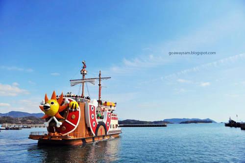 Ahoy! Kini Kapal dan Kru One Piece Hadir di Dunia Nyata